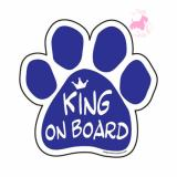 "Magnet ""King on Board"""