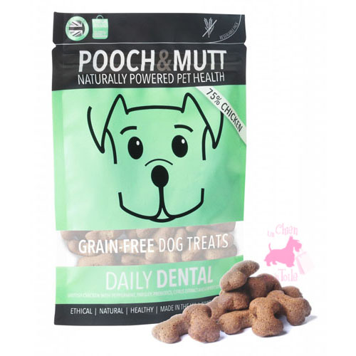 "Friandises ""Daily Dental"" - POOCH & MUTT"
