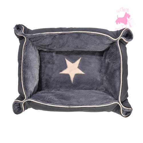 "Plaid/ Panier 2 en 1 ""Multirelax Star"" - BOBBY"