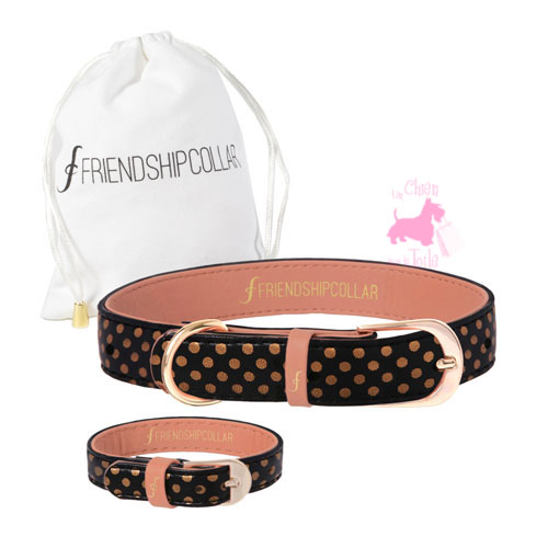 "Collier + Bracelet ""DOTTY ABOUT YOU"" - FRIENDSHIPCOLLAR"