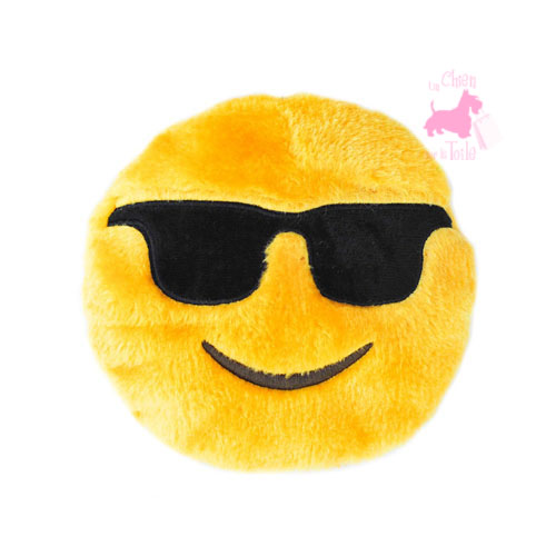 "Peluche EMOJIZ ""Cool Dude"" - ZIPPY PAWS"