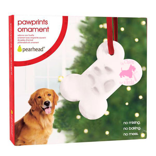 "Kit DYI ""Pawprints Ornament"" - PEARHEAD"