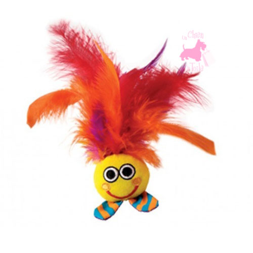 "Copain Dingue ""Feather Buddy"" - PETSTAGES"