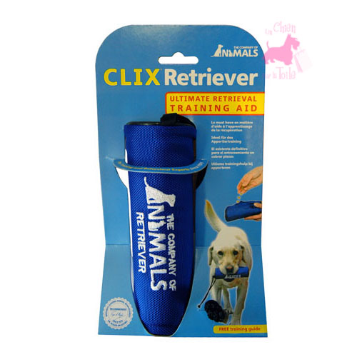 "Pochette ""CLIX Retriever"""