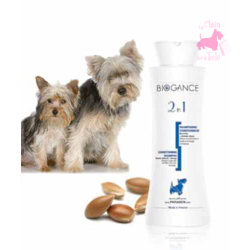 "Shampooing conditionneur  ""2 in 1"" - BIOGANCE"