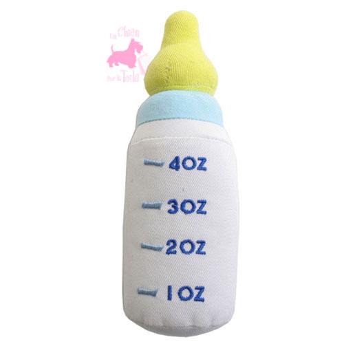 "Peluche  ""Baby Bottle""-  FURRY & FABULOUS"