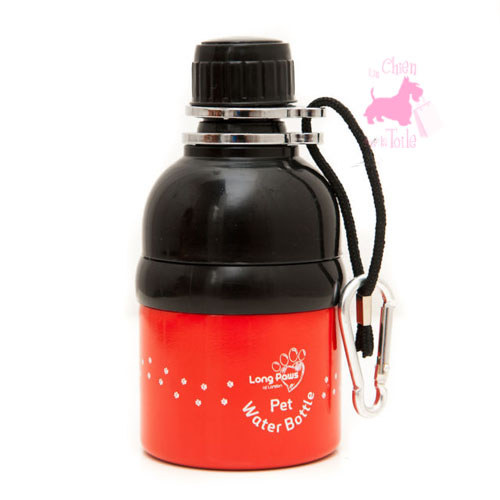 "Gourde ""Pet Water Bottle"" - LONG PAWS"