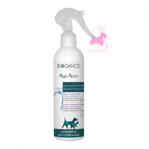 "Spray quotidien activateur de mue ""Algo Activ"" - BIOGANCE"
