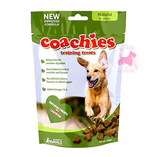 "Friandises ""Coachies Natural"" - Chien"