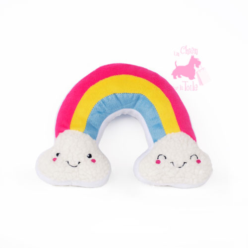Peluche Arc en Ciel PATTIEZ