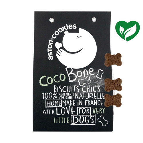 "Biscuits ""Coco Bone"" - ASTON'S COOKIES"