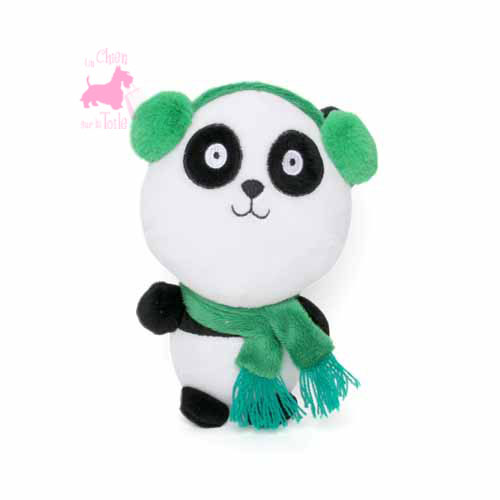 "Peluche ""Snow Panda"" -  FURRY & FABULOUS"