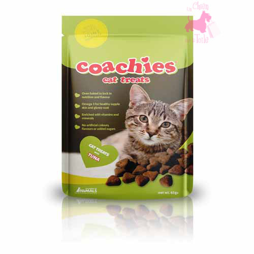 "Friandises Soin des articulations ""Coachies Cat Treats"" - Chat"