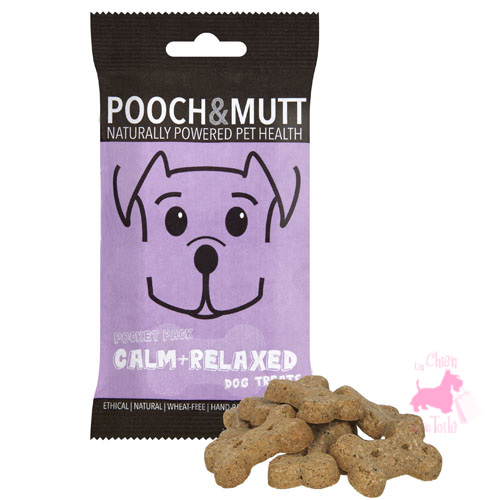 "Friandises ""Calm & Relaxed"" - POOCH & MUTT"