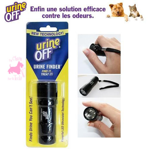 "Lampe UV ""Urine Finder"" - URINE OFF"