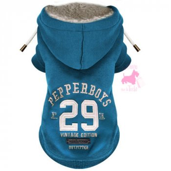 "Sweat-Shirt ""Dakota Teal"" - MILK & PEPPER"