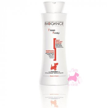 "Shampooing Insectifuge ""Fleas Away"" - BIOGANCE"