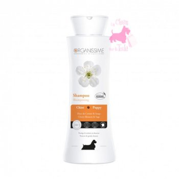 "Shampooing ""Chiot"" - ORGANISSIME by BIOGANCE"