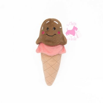 "Peluche NOMNOMZ ""Ice Cream"" - ZIPPY PAWS"