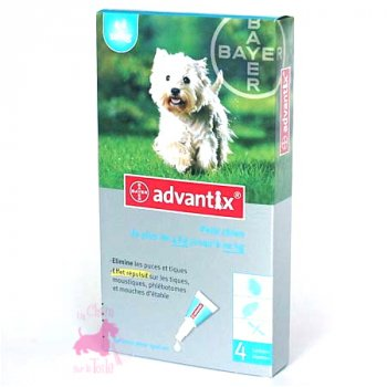 ADVANTIX 4-10 kg - BAYER