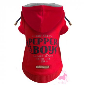 "Sweat-Shirt ""PepperBoys"" - MILK & PEPPER"