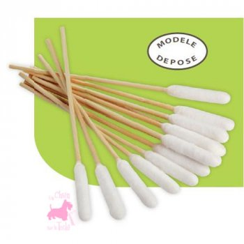 Coton-Tiges BAMBOOSTICK